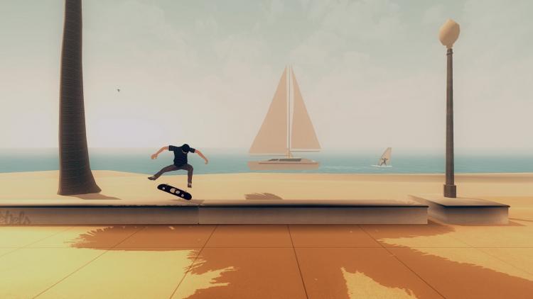 Версии симулятора скейтбордиста Skate City для ПК и консолей поступят в продажу 6 мая