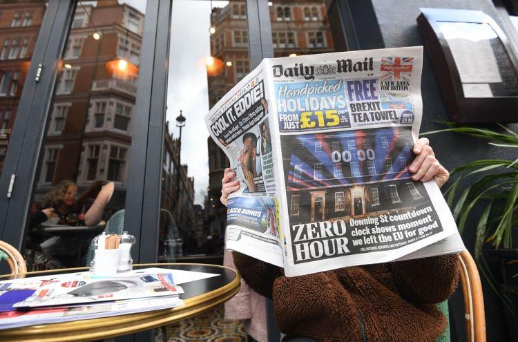 Владелец газеты Daily Mail подал антимонопольный иск против Google