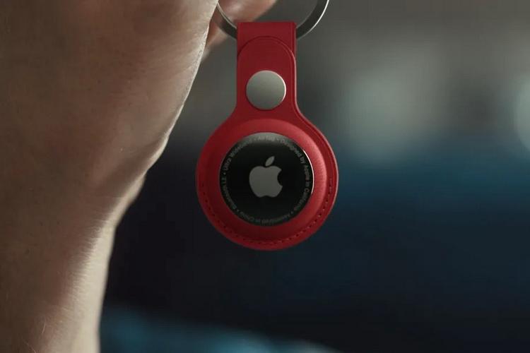 Apple представила трекеры AirTag для поиска потерянных вещей. Стоимость одной метки  $29