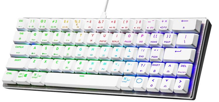 """Компактная клавиатура Cooler Master SK620 оценена в $90"""""""