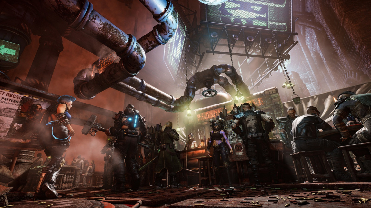 Студия-разработчик Necromunda: Hired Gun и Space Hulk: Deathwing стала частью Focus Home Interactive