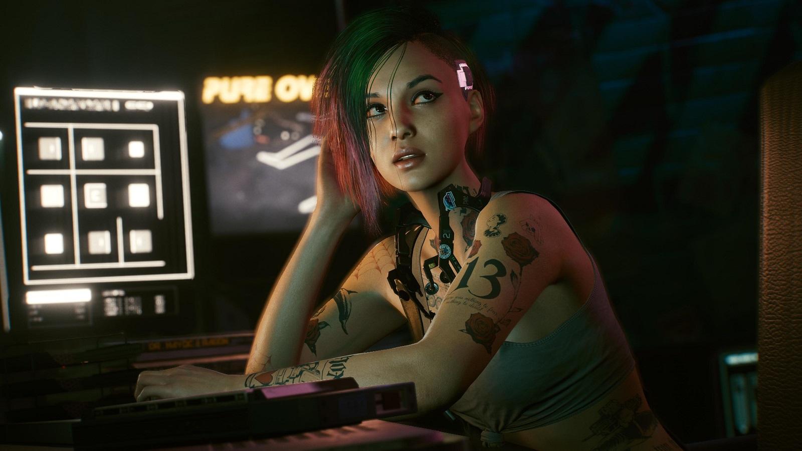 Британские чарты: Cyberpunk 2077 впервые с декабря дотянулась до топ-10