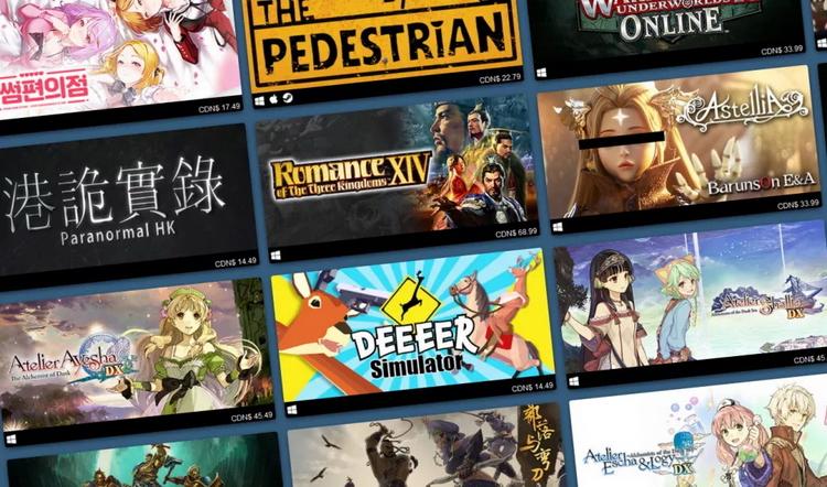 Valve исправила ошибку, из-за которой страдали пользователи Steam более чем с 25 тыс. игр