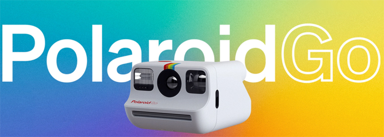 Polaroid создала самую компактную в мире аналоговую камеру мгновенной печати