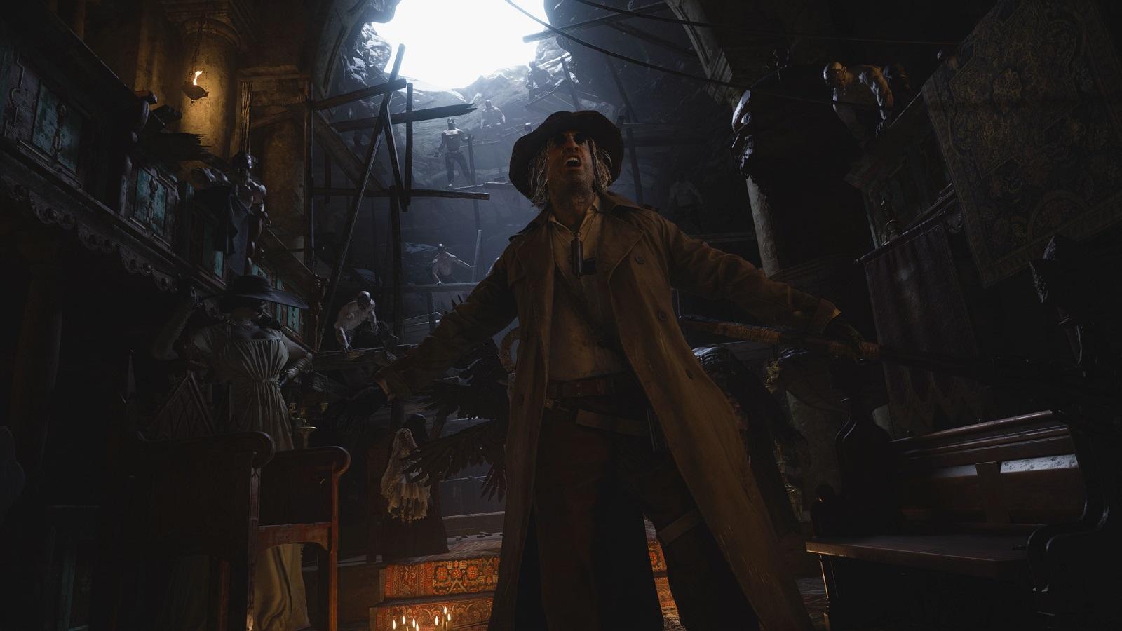 Видео: лидеры деревни, прятки от леди Димитреску и не только в 28-минутном геймплейном ролике Resident Evil Village