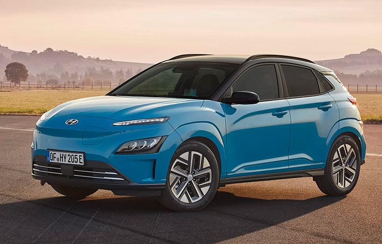 Hyundai прекращает продажи электромобиля Kona Electric в Корее из-за возгораний батарей