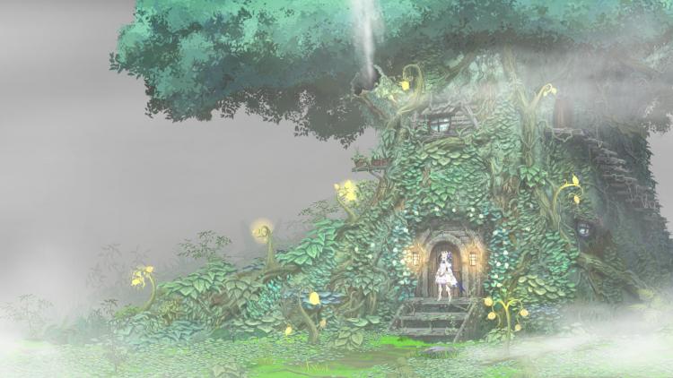 Ролевой аниме-боевик Lost Epic выйдет в раннем доступе летом