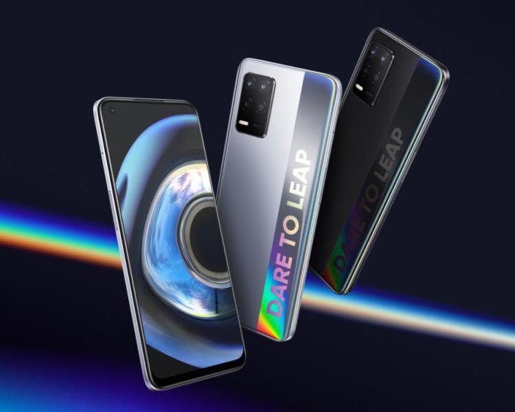 Представлены смартфоны Realme Q3 5G и Q3i 5G с 6,5″ дисплеем и 48-Мп камерой
