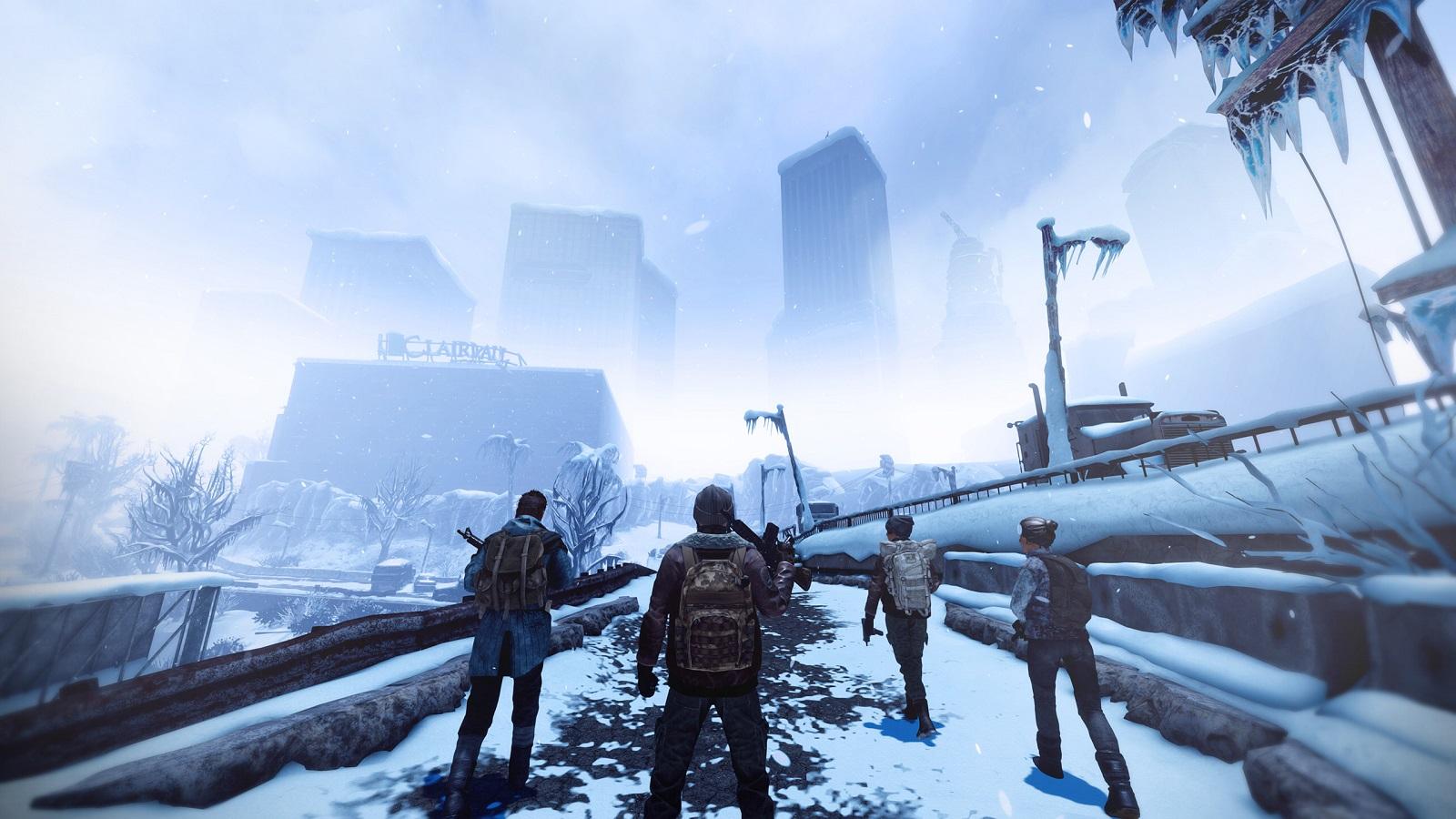 Видео: орды зомби и гигантские боссы в геймплейном тизере кооперативного VR-шутера After the Fall