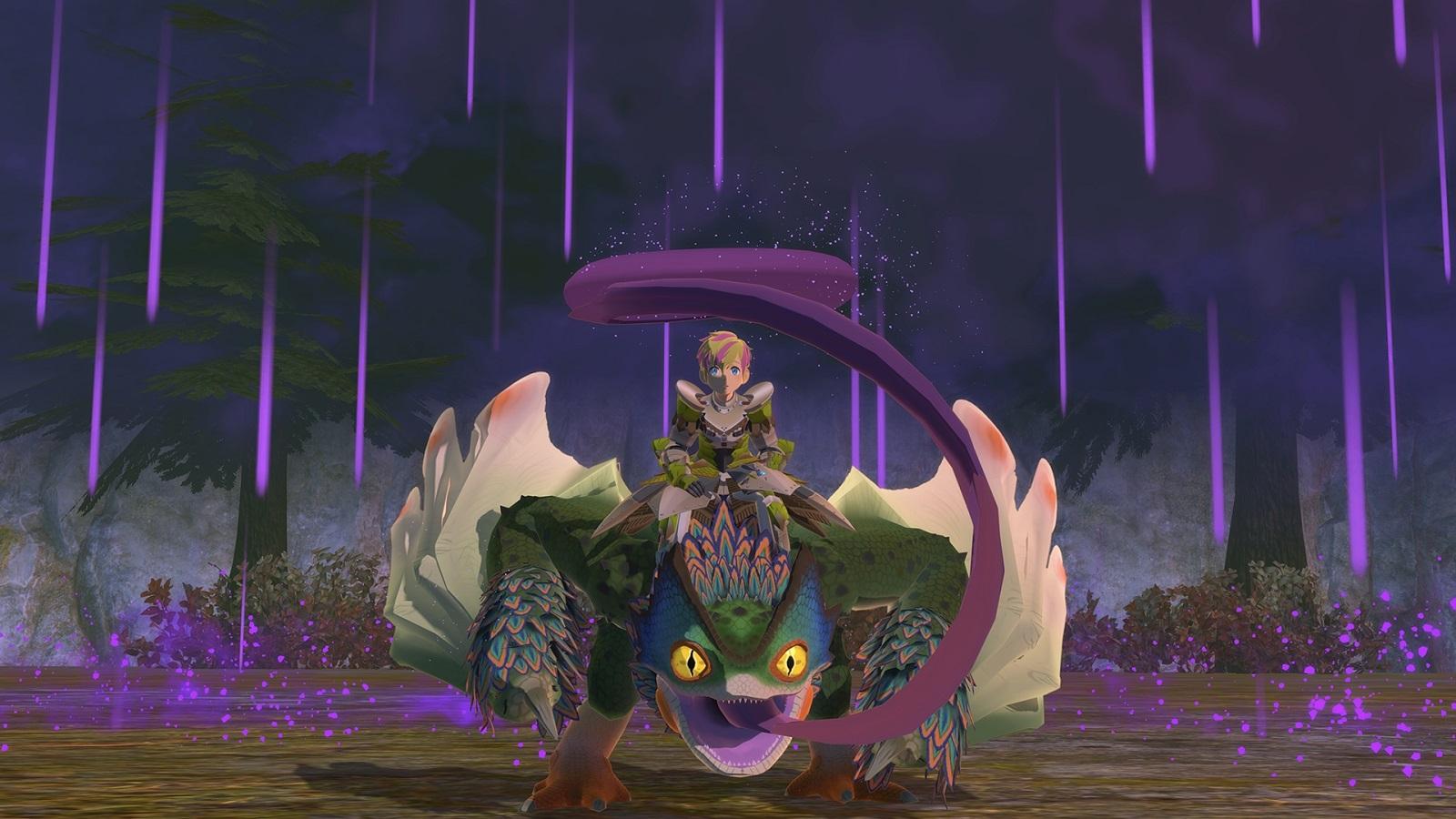 Capcom поделится деталями апрельского обновления Monster Hunter Rise и новостями о Monster Hunter Stories 2 на следующей неделе