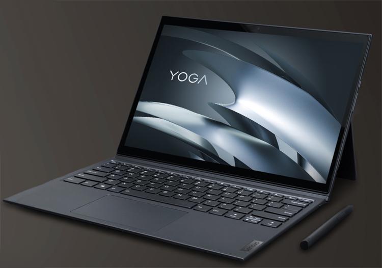 """Lenovo выпустила мощный 13-дюймовый планшет Yoga Duet 2021 с поддержкой стилуса по цене выше $1000"""""""