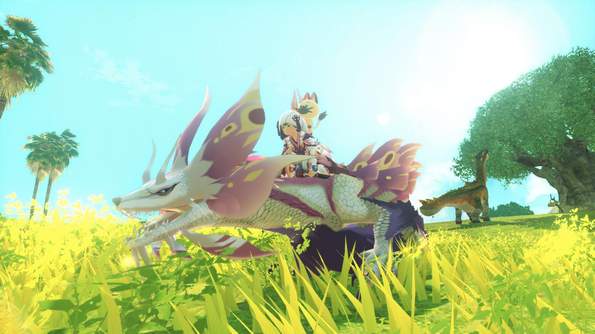 Monster Hunter Stories 2: Wings of Ruin будет защищена Denuvo, а для комфортной игры понадобятся GTX 760 и i5-4460