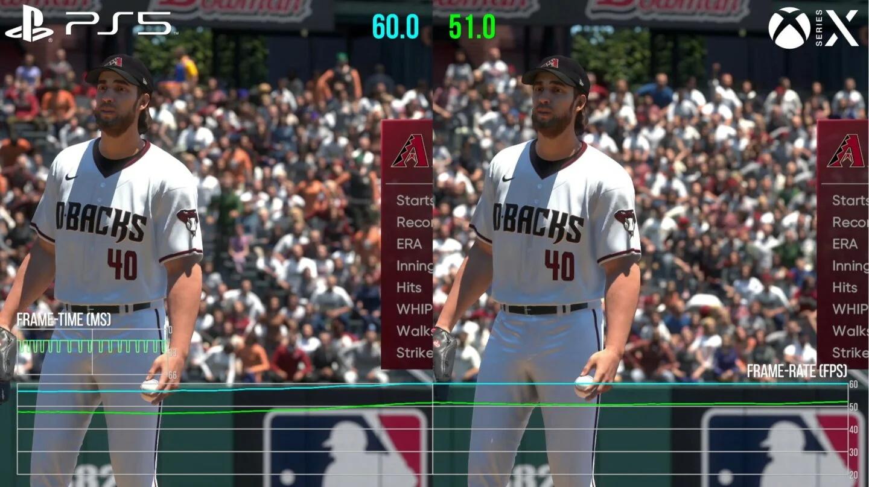 Digital Foundry протестировала MLB The Show 21: первая игра Sony для Xbox работает лучше на PlayStation 5