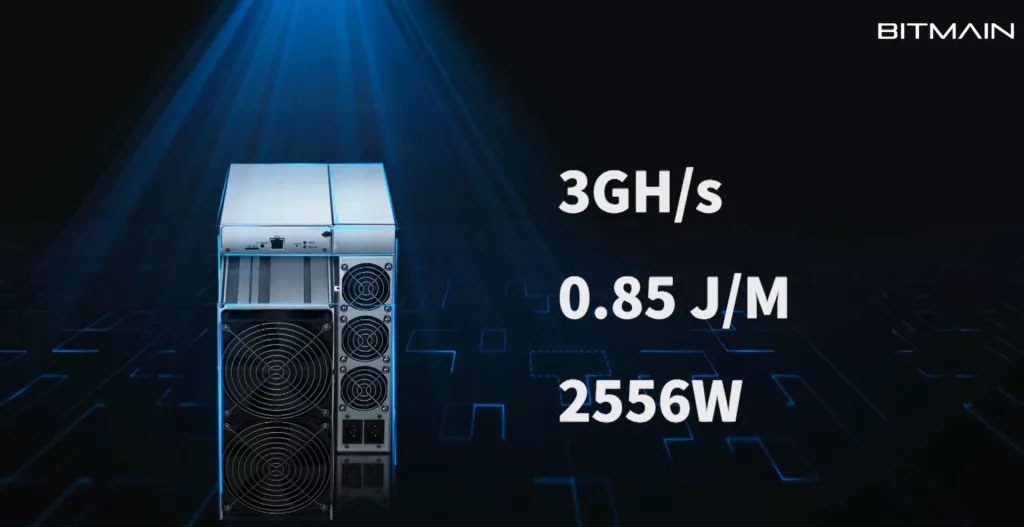 Bitmain представила майнер Antminer E9 Ethereum, эквивалентный 32 видеокартам GeForce RTX 3080