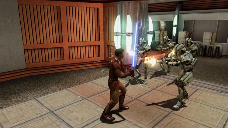 Слухи: ремейк Knights of the Old Republic не сохранит классическую боевую систему оригинальной игры