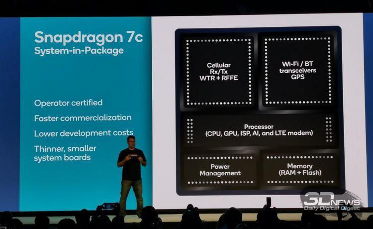 "Samsung скоро представит ноутбук Galaxy Book Go на ARM-процессоре Snapdragon 7c с поддержкой LTE"""