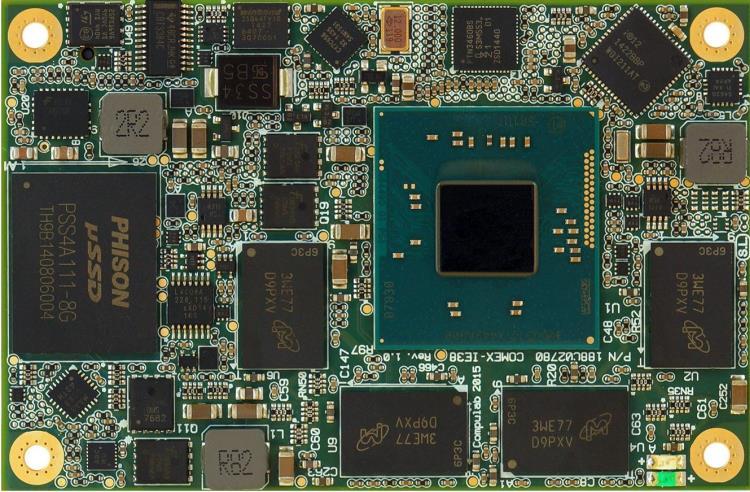 """Intel похвасталась, что обработкой фото и видео в марсоходе Perseverance занимаются её чипы Atom"""""""