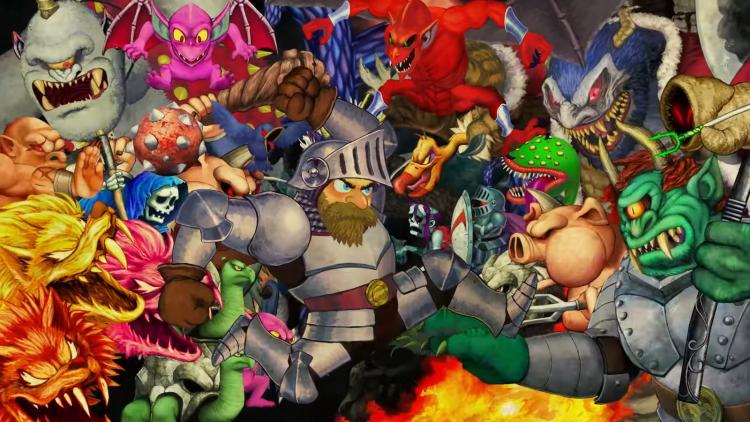"Capcom подтвердила дату выхода Ghosts 'n Goblins Resurrection на PC, PS4 и Xbox One — предзаказы уже стартовали"""