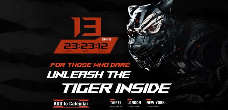 ASUS представит 11 мая игровые ноутбуки на процессорах Intel Tiger Lake-H45
