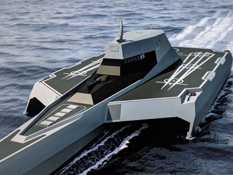 Проект «Ocean Avenger». Источник изображения: