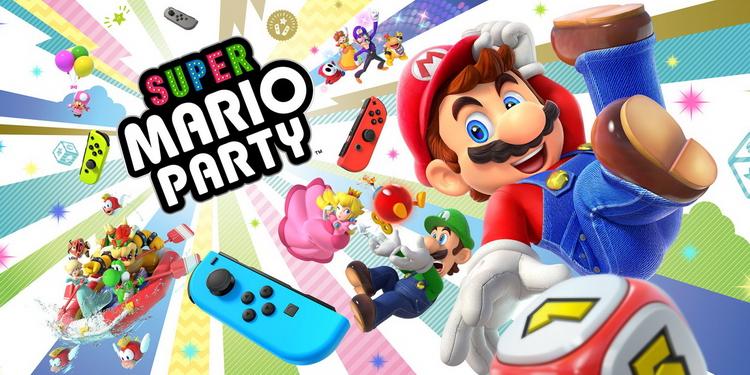 Для Super Mario Party спустя 2,5 года после релиза вышло обновление с поддержкой онлайн-игры