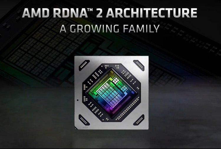AMD по-прежнему планирует выпустить мобильные Radeon RX 6000 до конца июня