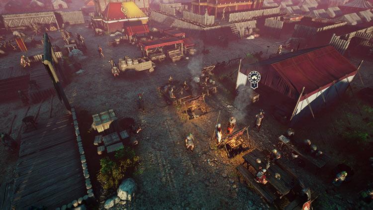 Видео: представлена посвящённая Риму RPG  Expeditions: Rome