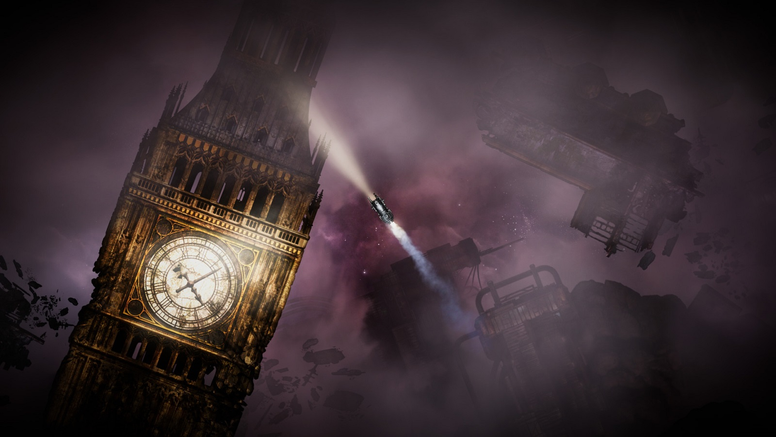 Sunless Skies: Sovereign Edition наконец получила точную дату выхода  19 мая