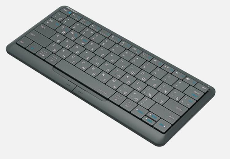 """Prestigio представила смарт-клавиатуру Click&Touch 2, поверхность которой может выполнять функции тачпада"""""""