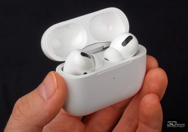 Беспроводные наушники Apple AirPods 3 дебютируют в течение ближайших недель