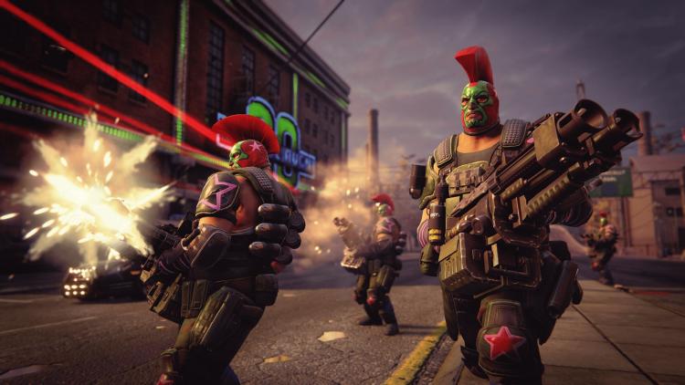Steam-версия ремастера Saints Row: The Third поступит в продажу 22 мая