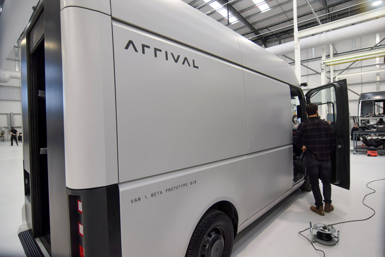 Стартап Arrival бывшего главы Yota создаст комфортный и доступный электромобиль для Uber