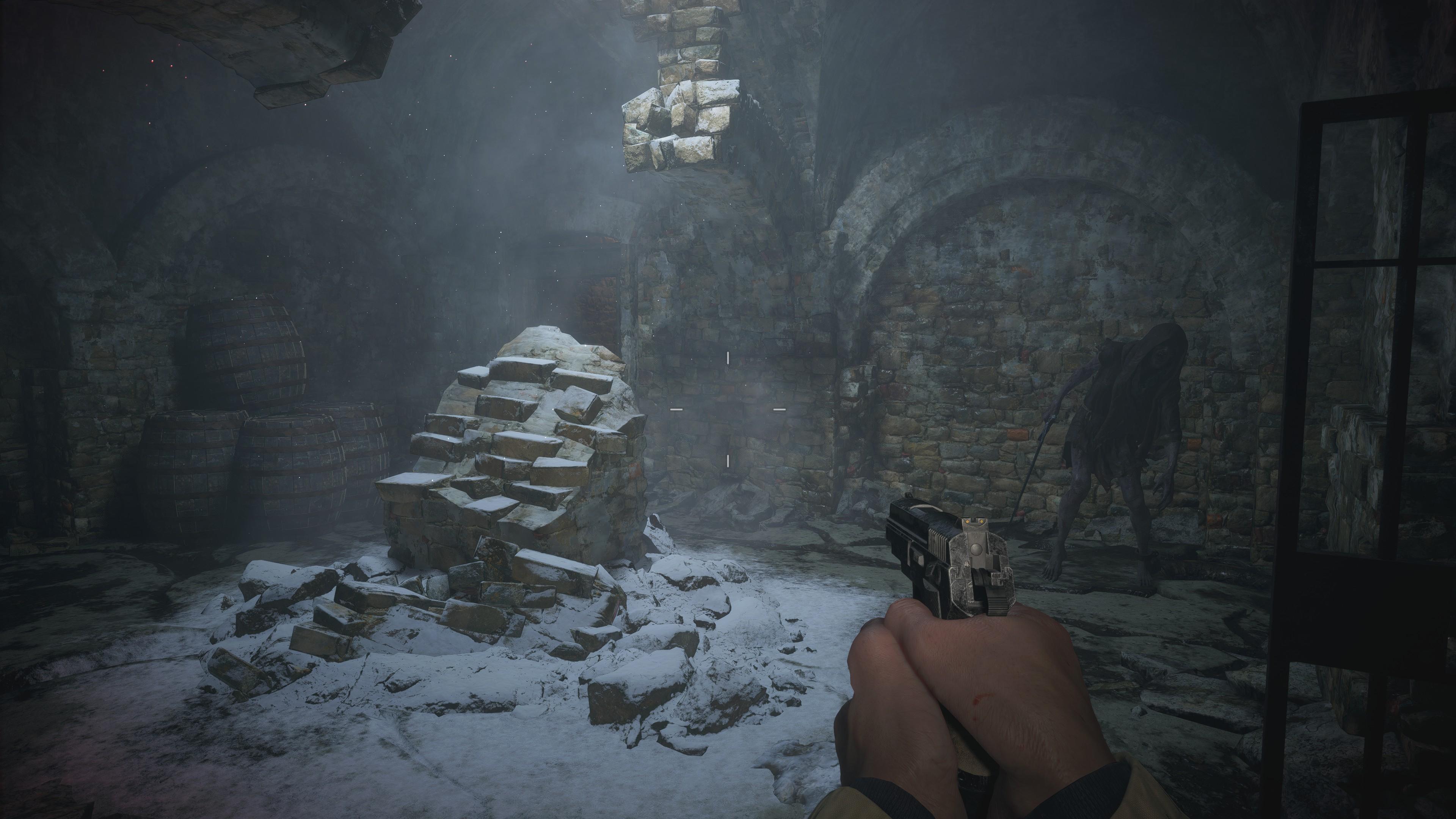 4К-скриншоты ПК-версии Resident Evil Village с максимальными настройками и трассировкой лучей