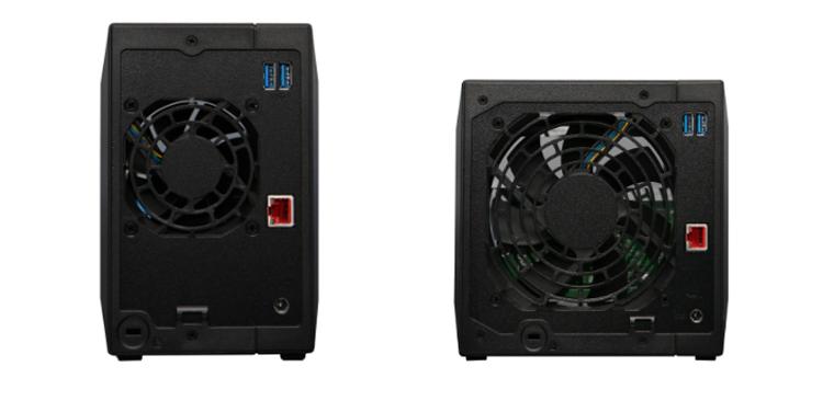 Asustor представила сетевые хранилища Drivestor Pro на два и четыре накопителя