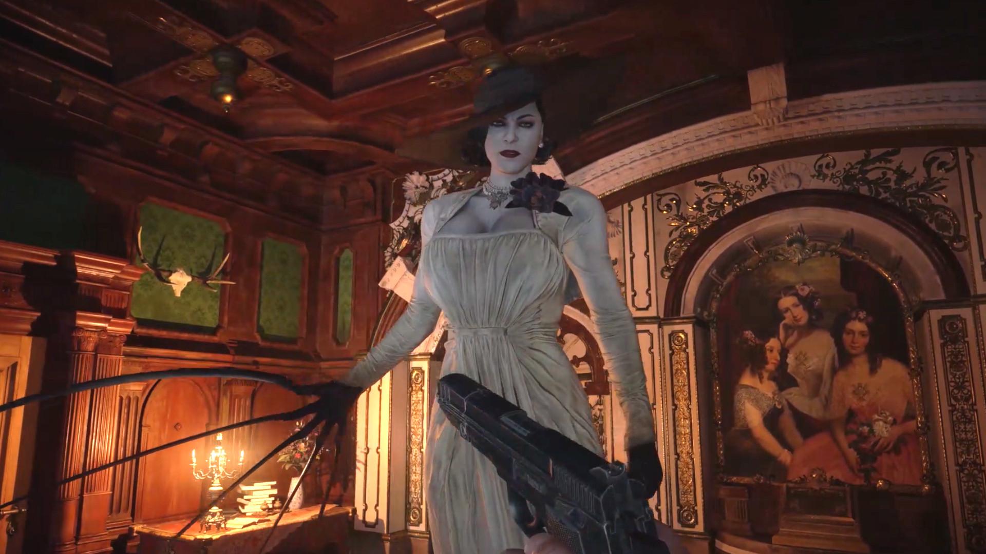 Видео: блогер сравнил графику в демоверсии Resident Evil Village на ПК, PS5, Xbox Series X и в Stadia