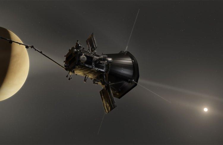 Зонд Parker Solar Probe зафиксировал радиоизлучение в атмосфере Венеры