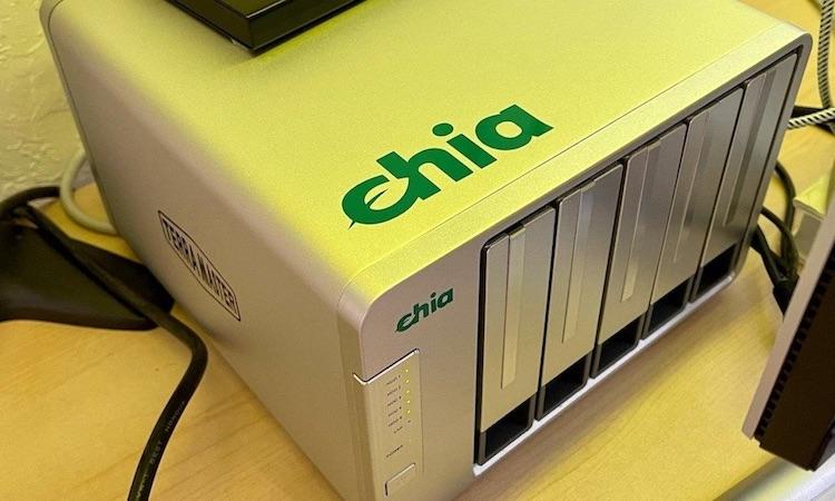 Стартовали торги новой криптовалютой Chia, которая добывается при помощи SSD и HDD