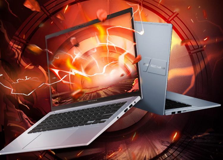 ASUS представила тонкий и лёгкий ноутбук VivoBook Pro 14 на мощных процессорах AMD Ryzen 5000H
