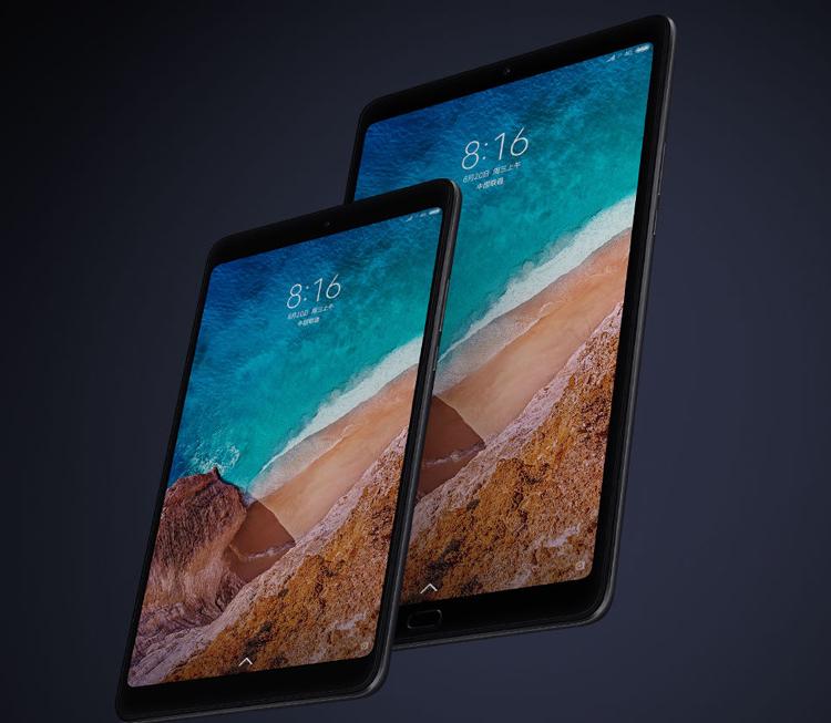 Планшеты Xiaomi Mi Pad 4