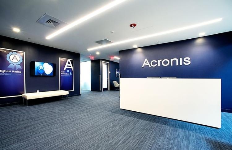 Компания Acronis с российскими корнями получила новые инвестиции и оценку в $2,5 млрд