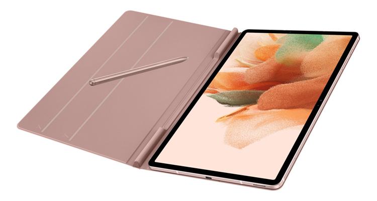 Планшет Samsung Galaxy Tab S7 Lite показался на пресс-рендерах в защитной обложке