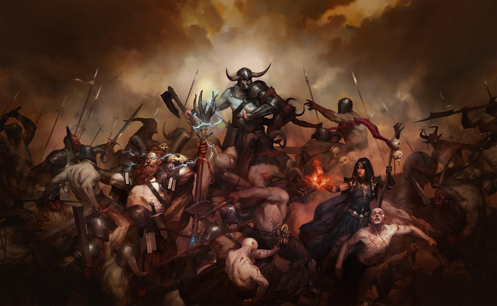 Activision Blizzard задалась целью продвинуть искусство жанра ролевых экшенов вперёд с помощью Diablo IV