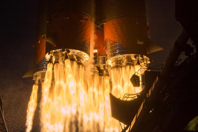 Фотографии «Роскосмоса»