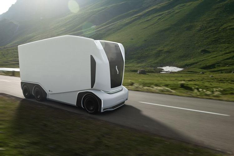 Autonomous Electric Transport. Источник изображения: Einride