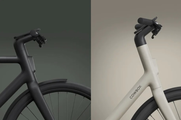 Cowboy представила два электрических велосипеда с беспроводной зарядкой для смартфонов