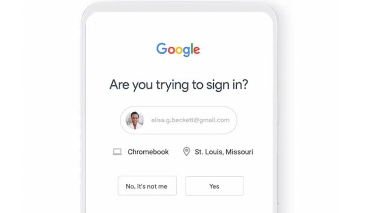 Google начнёт автоматически включать двухфакторную аутентификацию, чтобы повысить безопасность пользователей