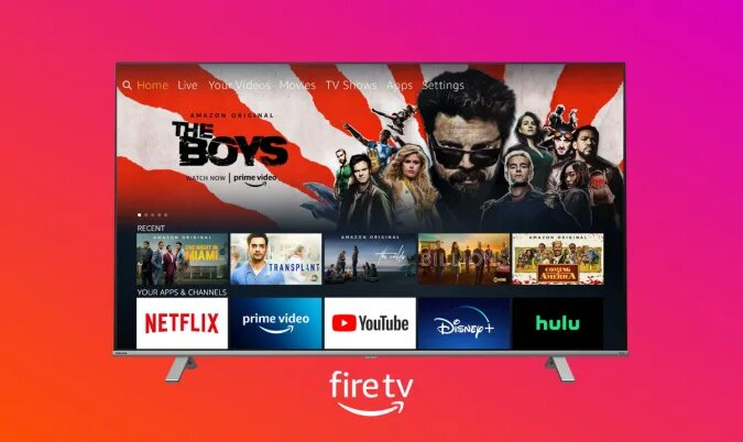 Toshiba выпустила новую серию умных телевизоров Fire TV Edition с обновлённым интерфейсом