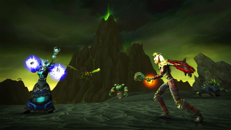 """Официально: запуск расширения World of Warcraft: Burning Crusade Classic состоится в ночь с 1 на 2 июня"""""""