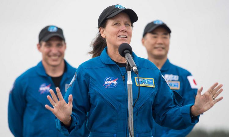 Источник: Джоел Ковски, NASA