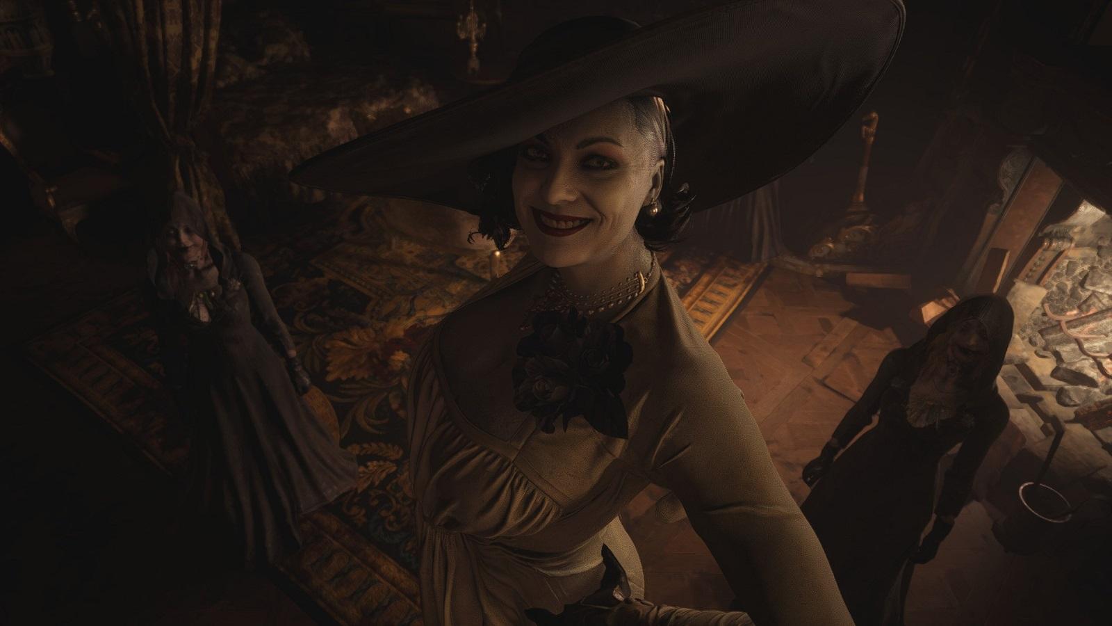 Steam-версия Resident Evil Village привлекла на запуске более 100 тыс. человек и превзошла рекорд серии